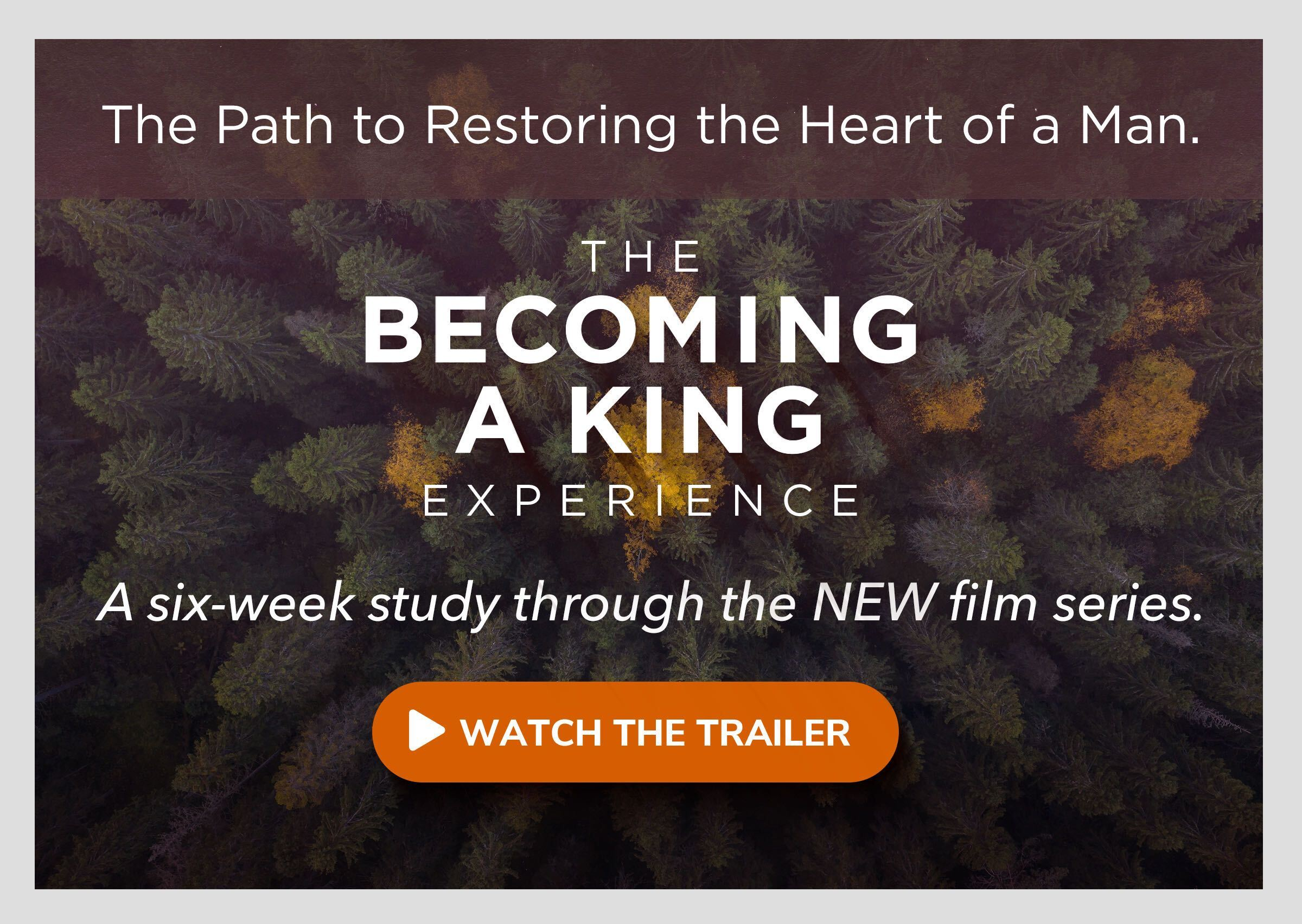 The Becoming a King Experience